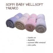 Soffy Baby Wellsoft takaró