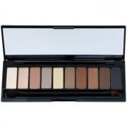 L'Oréal Paris Color Riche La Palette Nude paleta de sombras de ojos con espejo y aplicador tono 02 Beige 7 g