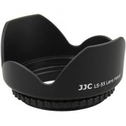 JJC LS-55 Lens Hood (55 mm Black)