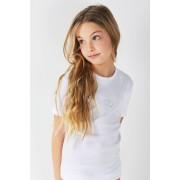 Момичешка памучна тениска Lea
