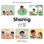 My First Bilingual Book-Sharing (English-Chinese), Hardcover/Milet Publishing