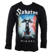 tricou stil metal bărbați Sabaton - Heroes Czech republic - CARTON - LS_675