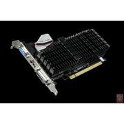 Gigabyte GV-N710SL-1GL, GeForce GT 710, 1GB/64bit DDR3, VGA/DVI/HDMI, passive cooling