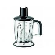 Braun Contenitore di vetro (MQ40 multifunzionale frantumazione contenitore di vetro / ghiaccio, nero) robot da cucina 0X81364469