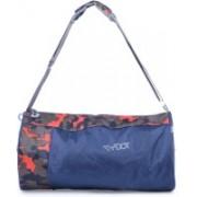 DoT 20 inch/51 cm (Expandable) 2018 Gym Bag(Blue)