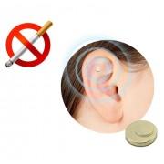 Zs Aimants pour arrêter de fumer auriculothérapie oreille anti tabac