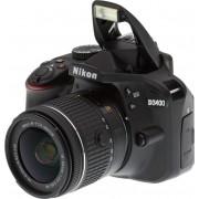 Digitalni foto-aparat Nikon D3400 Crni SET (sa objektivom 18-55mm AF-P)