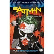 Batman Vol. 4 The War Of Jokes And Riddles (Rebirth) by Tom King