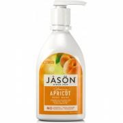 Gel de dus satinat cu caise Jason, 887ml