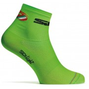 Sidi Color Calcetines Verde 35 36 37 38 39