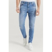 Studio Total Jeans Douglas Slim Fit Jeans Blå