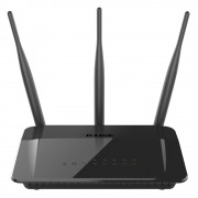 Router wireless AC750 Dual Band D-Link DIR-809 - 433/300 Mbps
