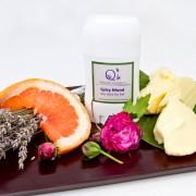 Deodorant stick unisex - QI Cosmetics Longeviv.ro