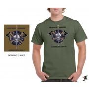 """Sniper Men """"Weapons Change"""" T-Shirt (Olive)"""