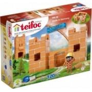 Set de constructie Teifoc Little Castle