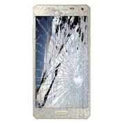 Samsung Galaxy A5 (2015) LCD & Touchscreen Reparatie (GH97-16679F) - Goud