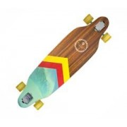 KRYPTONICS KICK BACK LONGBOARD VIZ FOTO