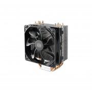 Disipador Y Ventilador Cooler Master Hyper 212 LED, Soporta Socket Intel 2011-3/2011/1156/1155/1151/1150/775, AMD AM3+/AM3/AM2+/FM2+/FM2/FM1. RR-212L-16PR-R1