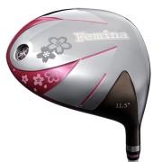 Yamaha Golf Ladies Femina Drivers【ゴルフ レディース>ドライバー】