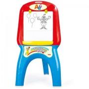 Tabla magnetica pentru scris si desenat cu accesorii - Dolu
