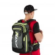FXR Ryggsäck FXR Ride Pack Svart-Charcoal-HiVis