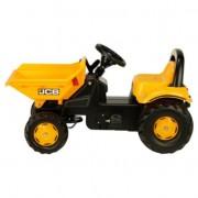 Tractor cu pedale Rolly Kid Dumper JCB