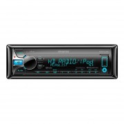 Autoestereo Kenwood Excelon KDC-X498 CD Usb Colores Iphone