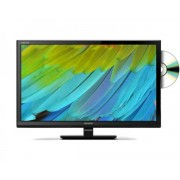 "SHARP 24"" LC-24DHF4012E digital LED TV + DVD Player"