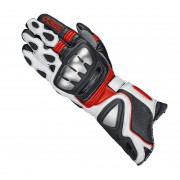 Held Titan Evo Gants de moto Blanc Rouge 3XL
