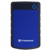 TRANSCEND Eksterni HDD 1TB StoreJet 25H3 - TS1TSJ25H3B (Plava)