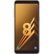 Samsung Galaxy A8 (2018) 32 GB Dual Sim Oro Libre