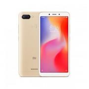 Xiaomi Teléfono Móvil Xiaomi Redmi 6 3G 64GB Dorado
