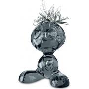 Koziol Stojak na spinacze biurowe Curly ciemnoszary