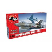 KIT CONSTRUCTIE AIRFIX AVION SUPERMARINE SWIFT F.R. MK5 (4003)