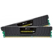 Corsair DDR3 16GB / 1600 CORSAIR Vengeance LP [2x8GB] KIT CL10 1,5V rt - CML16GX3M2A1600C10 (C53252)