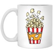 Popcorn Pocket - Maria Funny Bundle - 11 oz. White Mug - 694