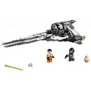 TIE INTERCEPTOR ASUL NEGRU - LEGO (75242)