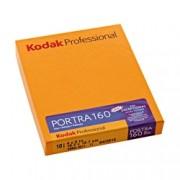 "Kodak Portra 160 - plan-film negativ color ISO 160, 10,2x12,7cm (4x5"") 10 coli"