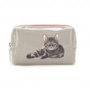 Catseye - Etching Cat Beauty Bag