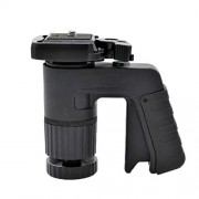 ELECTROPRIME® Compact Grip Head Mounts with 1/4 Screw QR Plate for Tripod Head