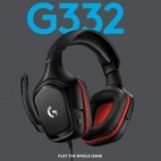 Слушалки Logitech G332 Wired