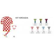 Zeus - Completo Calcio Kit Kroazia