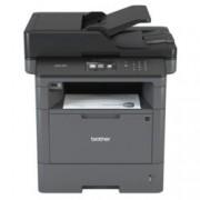 Мултифункционално лазерно устройство Brother MFCL5750DW, монохромен принтер/скенер/копир/факс, 1200x1200dpi, 10 стр/мин, WiFi/Direct, USB, ADF, двустранен печат, A4