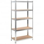 vidaXL Heavy-duty Storage Rack