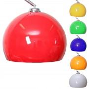 Schirm für Bogenlampe LOUNGE DEAL II, Ø 40cm, Kunststoff ~ Variantenangebot