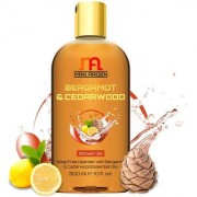 Man Arden Bergamot Cedarwood Shower Gel - Bergamot Cedarwood Essential Oils Body Wash - 300 ml