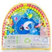 Covoras de joaca Chipolino Dolphin