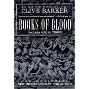 Clive Barker's Books of Blood 1-3, Paperback