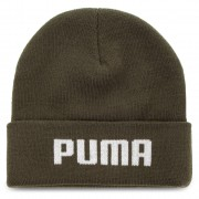 Шапка PUMA - Mid Fit Beanie 021708 04 Forest Night