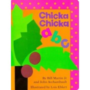 Chicka Chicka ABC, Hardcover